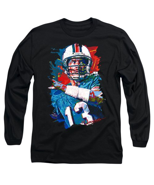 The Greatest Dolphin Long Sleeve T-Shirt