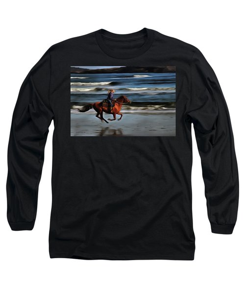 The  Greatest Of Pleasures Long Sleeve T-Shirt