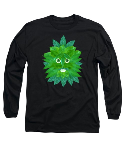 The Green Man Long Sleeve T-Shirt