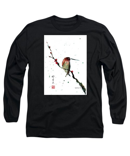 The Guardian Long Sleeve T-Shirt by Bill Searle