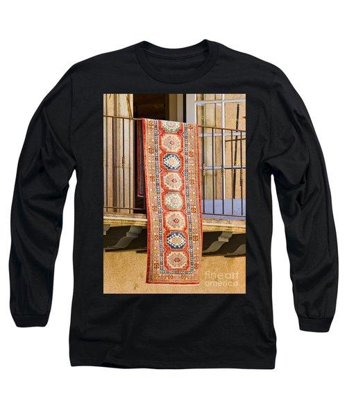 The Hanging Carpet Of Sedona Long Sleeve T-Shirt