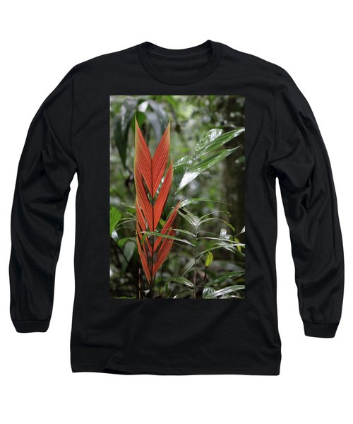 The Heart Of The Amazon Long Sleeve T-Shirt