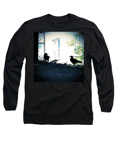 The Hitchcock Moment Long Sleeve T-Shirt