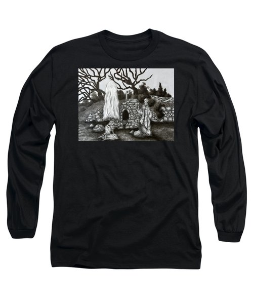 The Holy Well Long Sleeve T-Shirt