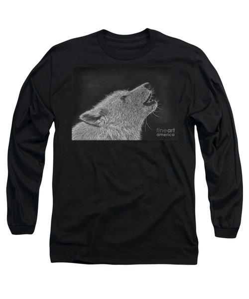 The Howl Long Sleeve T-Shirt