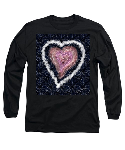 The Imperfection Of A Perfect Love Long Sleeve T-Shirt