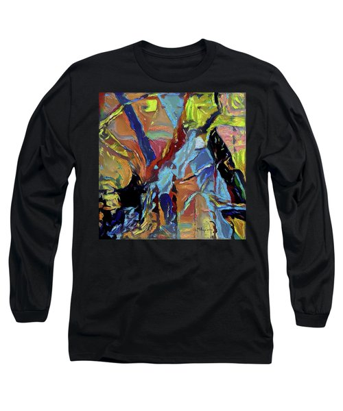 The Infinities Of The Unconditioned Long Sleeve T-Shirt