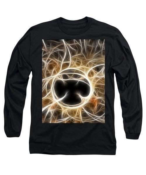 Long Sleeve T-Shirt featuring the digital art The Invitation by Holly Ethan