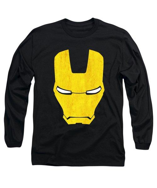 The Iron Man Long Sleeve T-Shirt