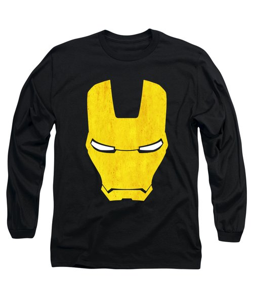 The Iron Man Long Sleeve T-Shirt