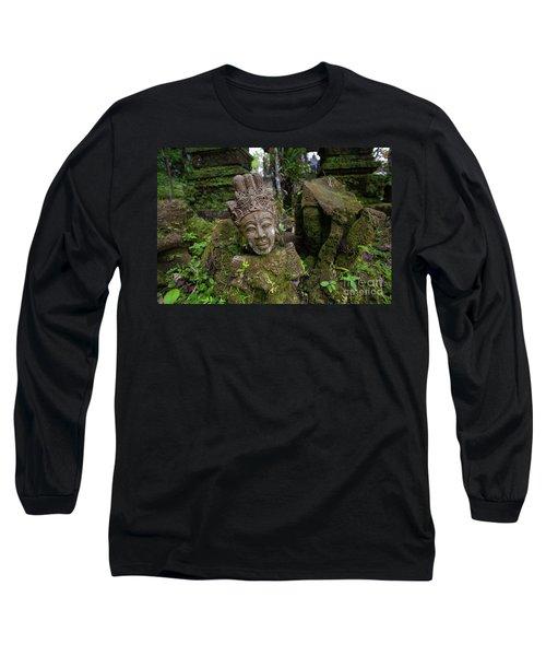 The Island Of God #3 Long Sleeve T-Shirt