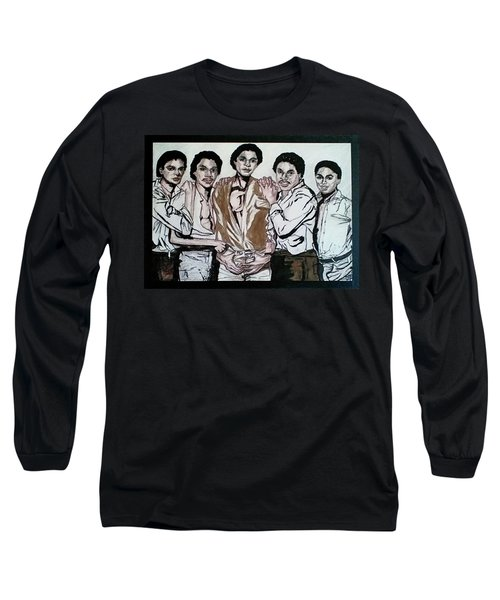 The Jacksons Five  Long Sleeve T-Shirt