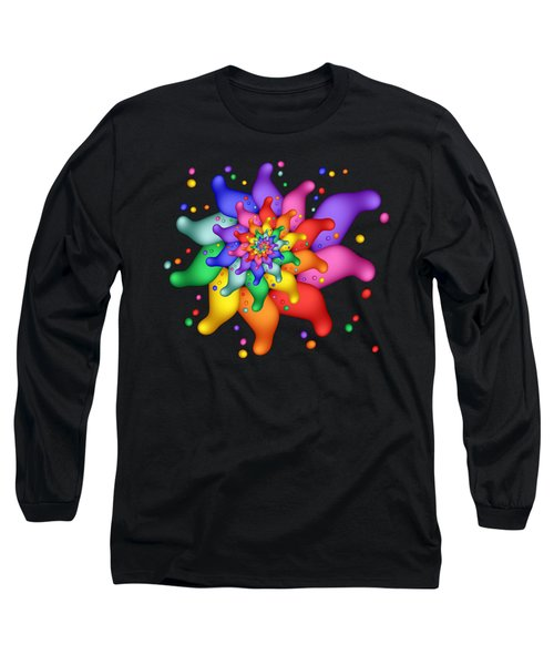 The Jester Long Sleeve T-Shirt