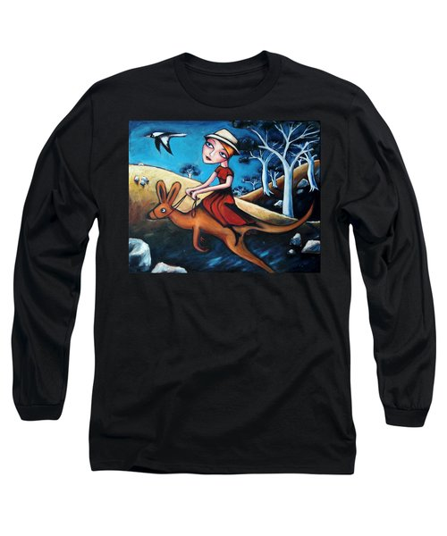 The Journey Woman Long Sleeve T-Shirt