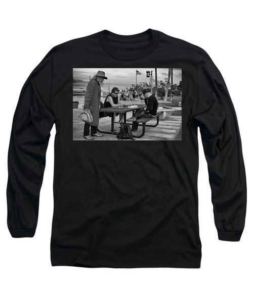 The Kibitzer Long Sleeve T-Shirt