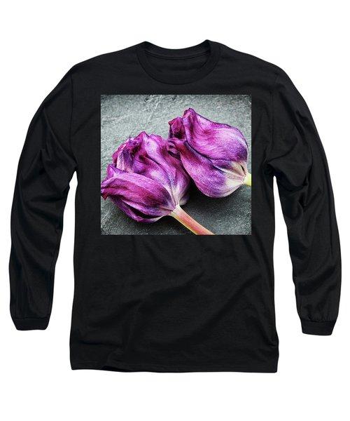 The Kiss Long Sleeve T-Shirt by Karen Stahlros