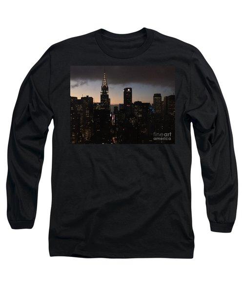 The Lady Chrysler Long Sleeve T-Shirt