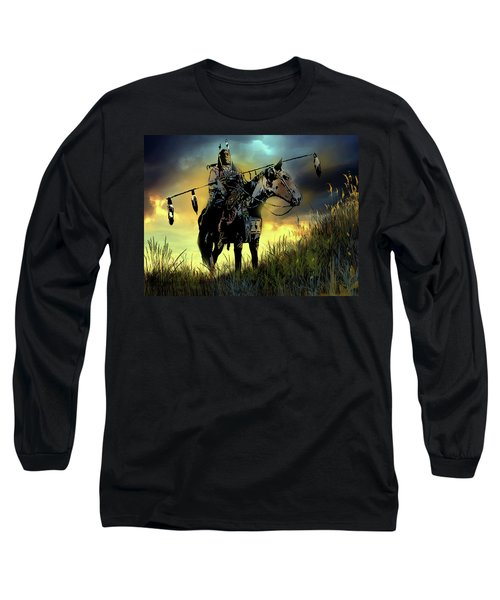 The Last Ride Long Sleeve T-Shirt