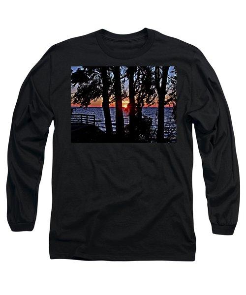 The Last Sun Long Sleeve T-Shirt