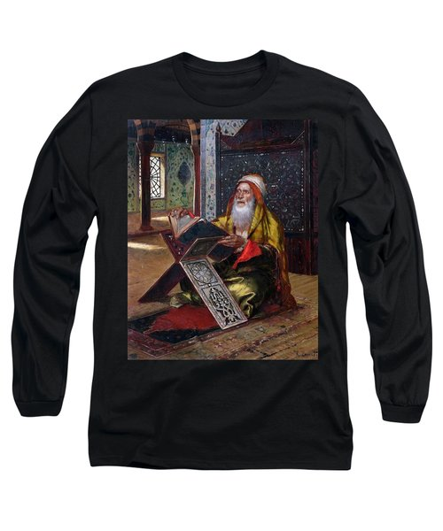 The Lectern Long Sleeve T-Shirt