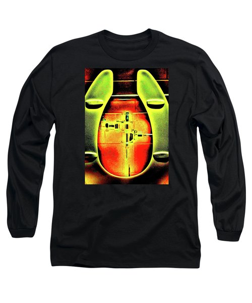 Long Sleeve T-Shirt featuring the photograph The Lid by John King