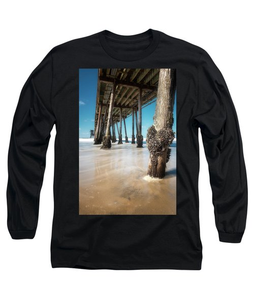 The Life Of A Barnacle Long Sleeve T-Shirt