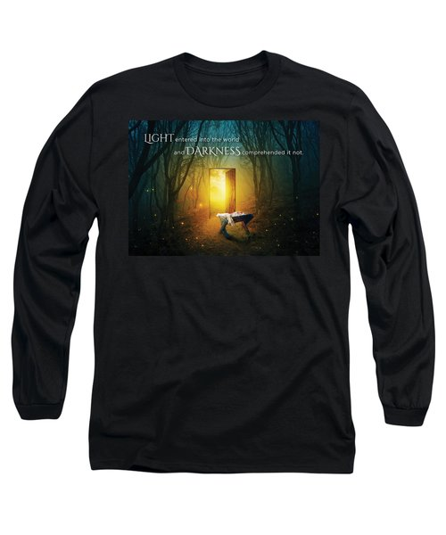 The Light Of Life Long Sleeve T-Shirt