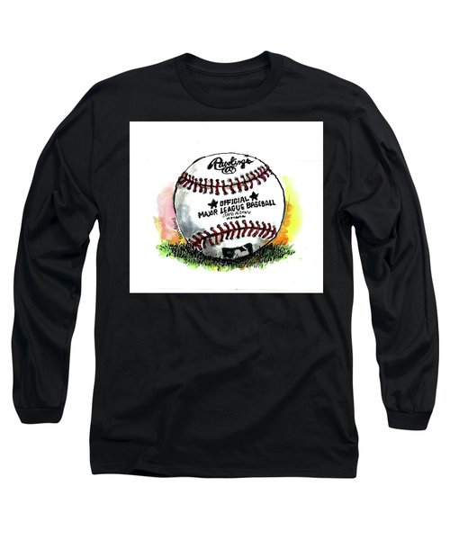 The Long Season Begins Long Sleeve T-Shirt