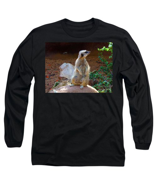The Lookout - Meerkat Long Sleeve T-Shirt