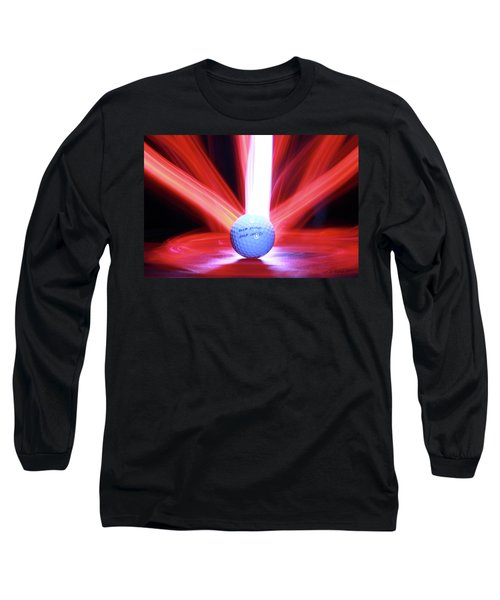 The Lust Long Sleeve T-Shirt by Andrew Nourse