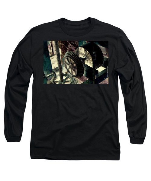 The Machine Long Sleeve T-Shirt