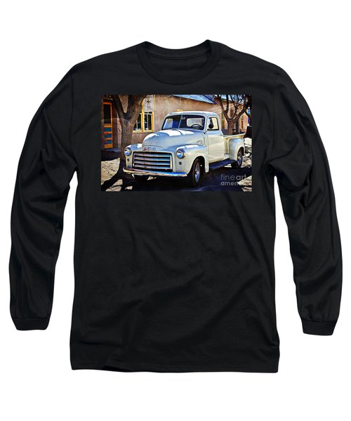 Long Sleeve T-Shirt featuring the photograph The Magic Of The 1949 Gmc 100 by Barbara Chichester