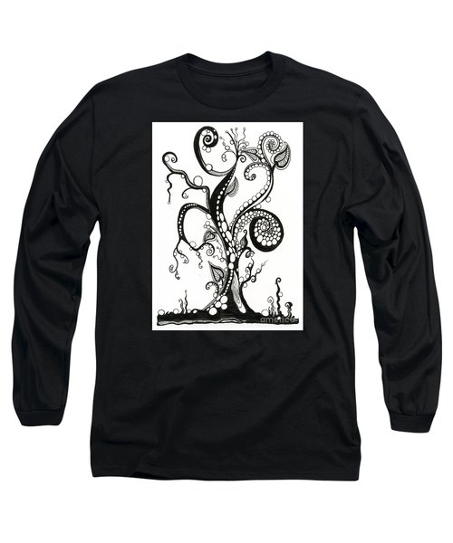 The Magic Tree Long Sleeve T-Shirt
