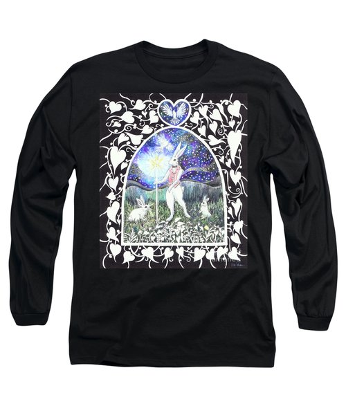 The Magician Long Sleeve T-Shirt by Lise Winne