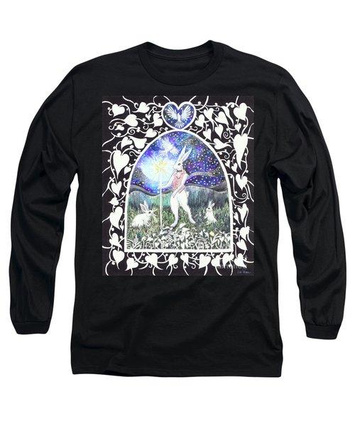 The Magician Long Sleeve T-Shirt