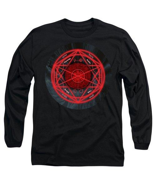 The Magick Circle Long Sleeve T-Shirt
