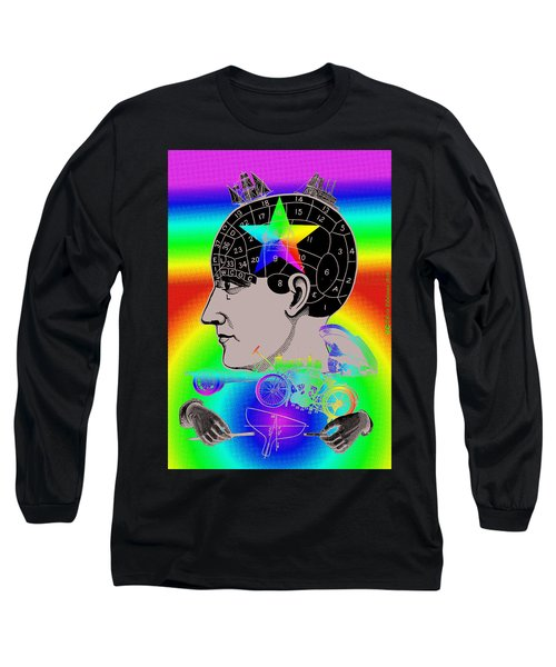 The Main Idea Long Sleeve T-Shirt