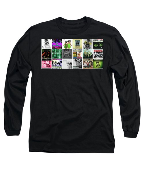 The Marvelettes 3 Long Sleeve T-Shirt