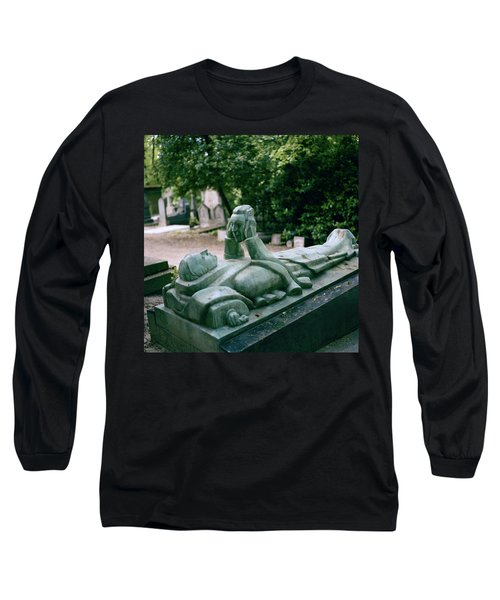 The Mask Of Meditation Long Sleeve T-Shirt