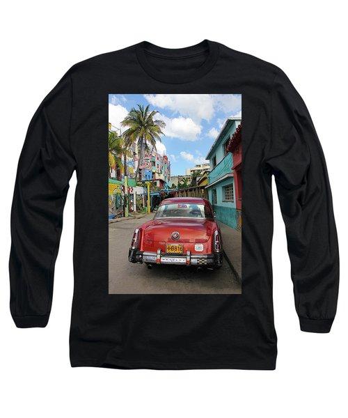 The Mercury Long Sleeve T-Shirt