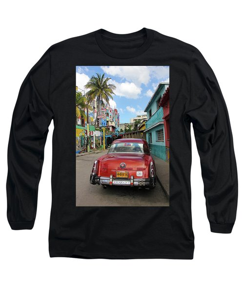 The Mercury Long Sleeve T-Shirt
