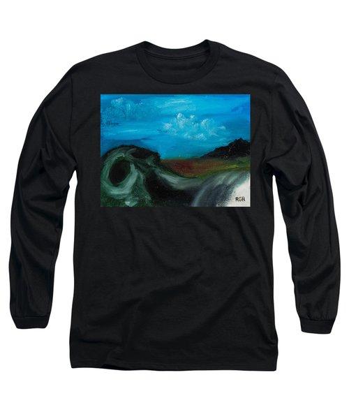 The Message Long Sleeve T-Shirt