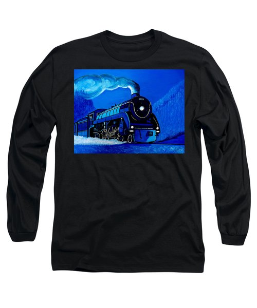 The Midnight Express Long Sleeve T-Shirt