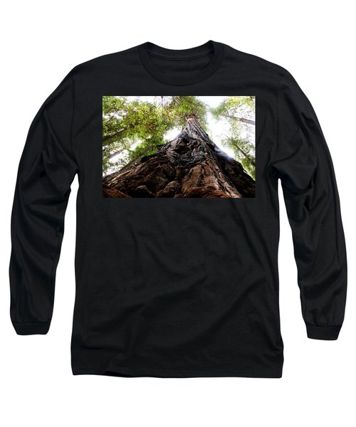 The Mighty Redwood Long Sleeve T-Shirt