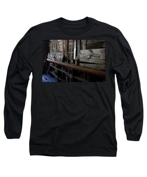 The Mishawaka Woolen Bar Long Sleeve T-Shirt