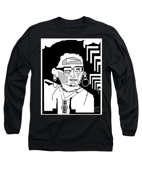 The Model Long Sleeve T-Shirt