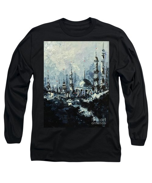 The Mosque Long Sleeve T-Shirt