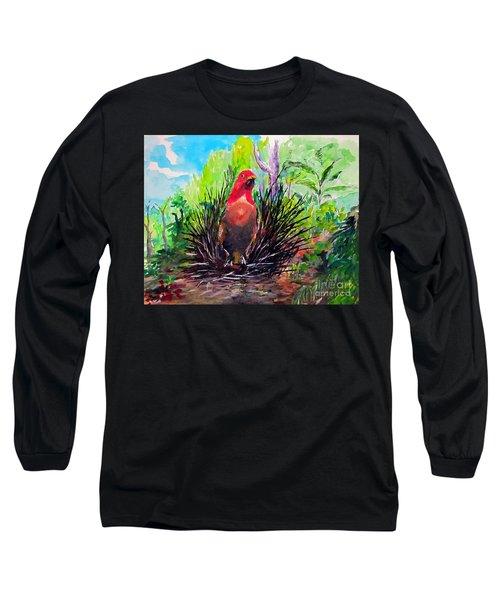 The Most Romantic Birds Long Sleeve T-Shirt