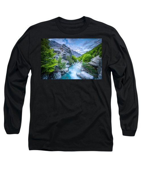 The Mountain Spring Long Sleeve T-Shirt