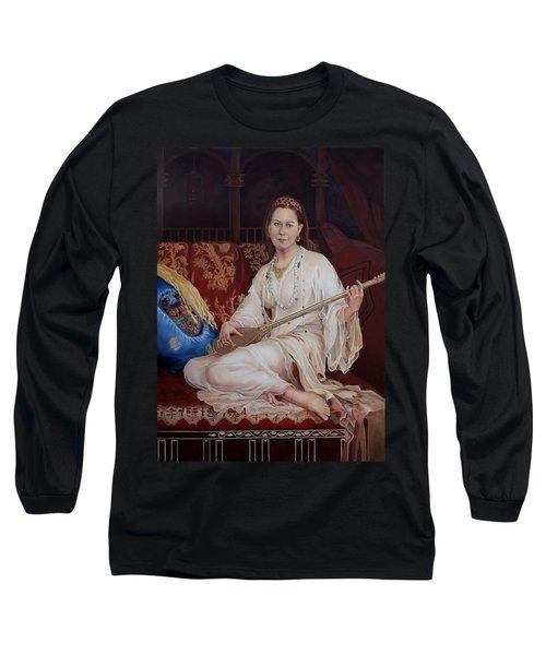 The Musician Long Sleeve T-Shirt